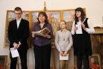 Inscenizacja wiersza Anny Świerszczyńskiej  Rogaliki króla Jana