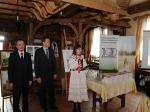 Spotkanie rozpoczęli: Halina Stepniak - prezes TPZG, Paweł Pikula - Starosta Lubelski, Kazimierz Firlej - Wójt Gminy Garbów