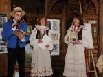 Fragmenty książki czytał: Michał Wylaź - Wolontariusz z Multimedialnej Izby Tradycji w Garbowie