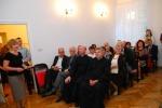 Otwarcie spotkania - wystąpienie  Zastępcy Wójta Gminy Garbów - Małgorzaty Sanaluty